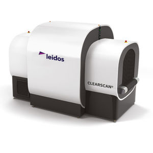 hand luggage scanner