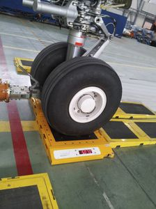 platform weighing scale / for aircraft / digital / for airports