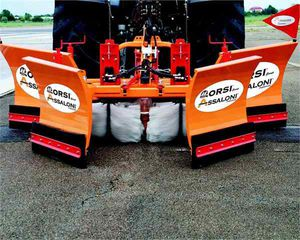 airport snow plow