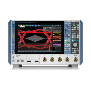 digital oscilloscope / 4-channel / bench-top / for the aeronautical industry