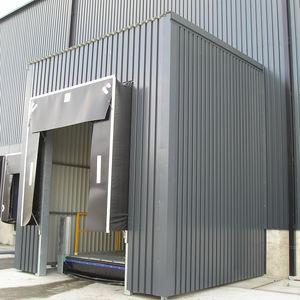 truck dock shelter