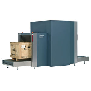 baggage scanner / for parcels / freight / X-ray