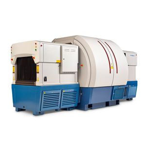 baggage scanner / CT / for explosives detection / 3D