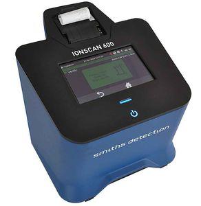 trace detector / explosives / narcotics / portable