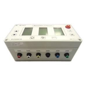 pressure test bench / avionic system / pneumatic / aeronautical
