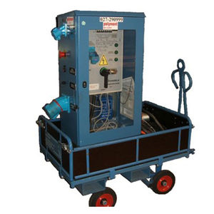 electric test bench / wire harness / aeronautical