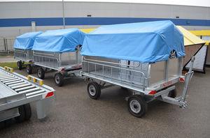 Runway baggage cart, Runway baggage trailer - All the aeronautical manufacturers