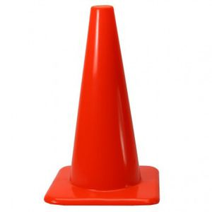 reflective safety cone / for airports