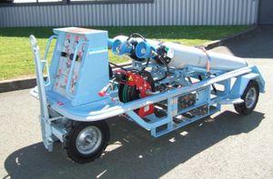 nitrogen service cart