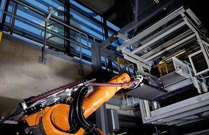 loading robot