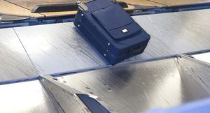 conveyor with DCV