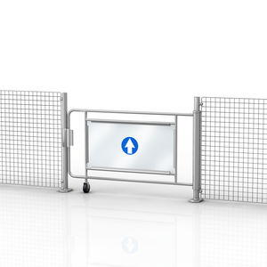 swing access gates / manual / for airports