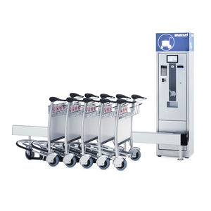 trolley vending machine / for airports