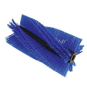 cylindrical sweeper brush