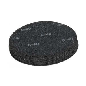 silicon carbide abrasice disc / for finishing / for stone / for wood