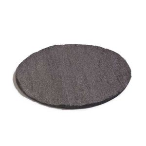silicon carbide abrasice disc / for surface cleaning / for marble / for the aerospace industry