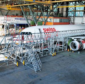 nose docking system