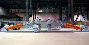 mechanical press / forming / for aeronautics / CNC