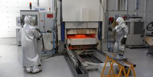 electric press