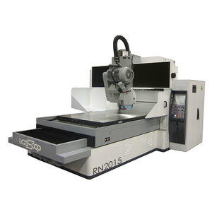 flat grinding machine / 3-axis / for aeronautics / tool