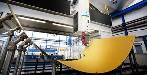 laser engraving machine / for aeronautics