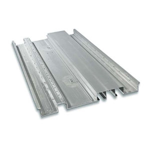 plate aluminum / for the aerospace industry