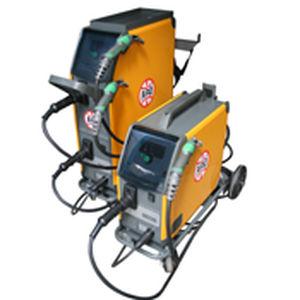 inverter welder / for aeronautics