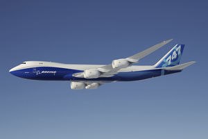 long-range commercial cargo aircraft / 100 - 150 t / with turbojet
