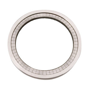 O-ring seal / circular / for aircraft / labyrinth