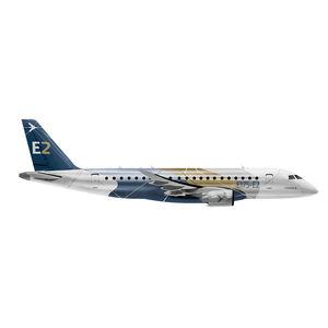 short-range commercial aircraft