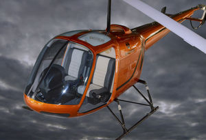 transport ultralight helicopter / tourism / instructional / two-seater