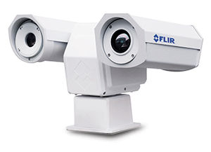 security camera / thermal / for airports