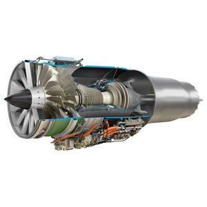 0 - 100kN turbofan / 300kg + / for business aircraft / for general aviation