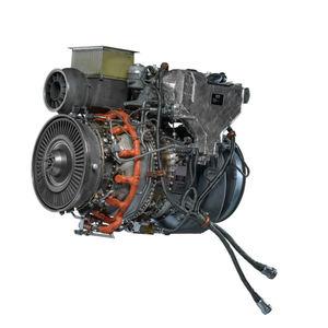 1000 - 3000hp turboshaft