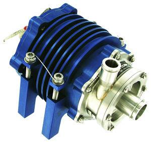 water pump / 25 - 50 bar / 10 - 25 bar / 0 - 1 bar