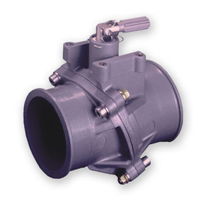 fuel valve / regulating / for airliners