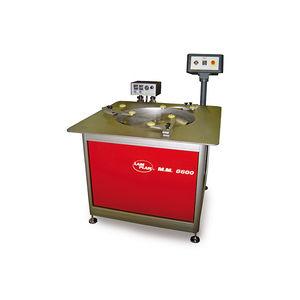 polishing lapping machine / for aeronautics