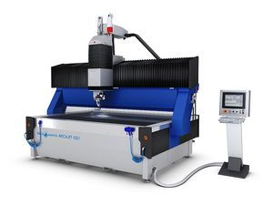 glass cutting machine / for composites / metal / for plastics
