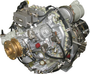 0 - 1000hp turboprop / 100 - 200kg / for airliners