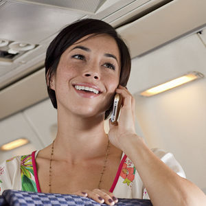 aircraft cabin IFEC / for mobile phones