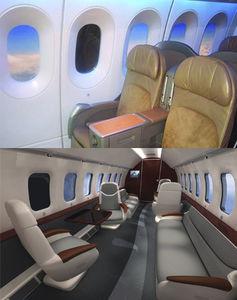 aircraft window