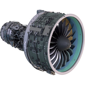 0 - 100kN turbojet / 100 - 200kN / for airliners