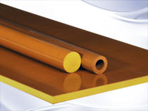 rod polyamide / plate / tube / for the aerospace industry