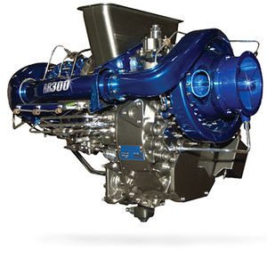 0 - 1000hp turboshaft / 0 - 100kg / for helicopters