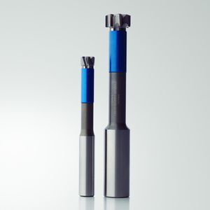 insert reamer / for the aerospace industry