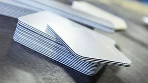 plate aluminum alloy / aeronautical