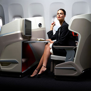 aircraft seat / for business class