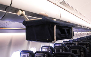aircraft bed / baby / child's / suspended