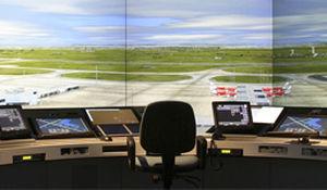 control tower simulator / training / PC-based