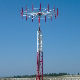 locator non-directional radio beacon / for airports